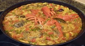 paella scale