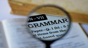 grammar scale