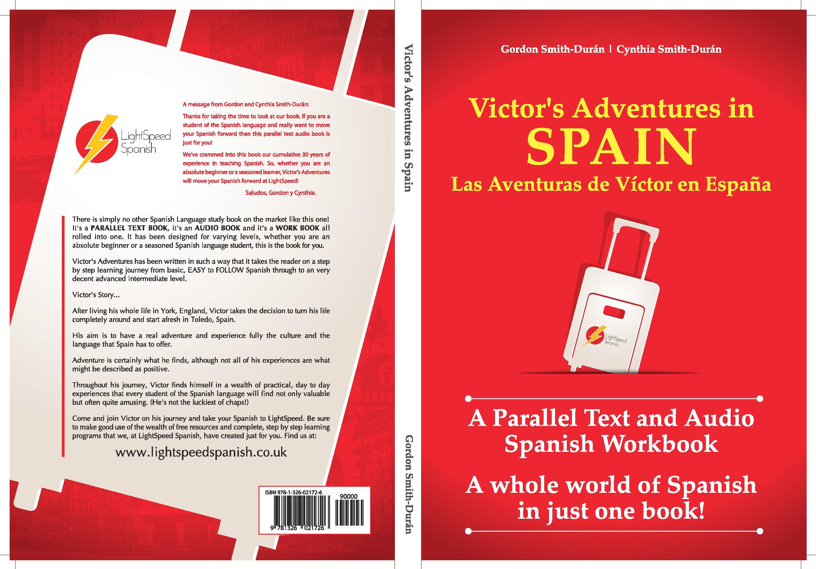 Amazing Las Aventuras De Víctor En España. Nice Ideas