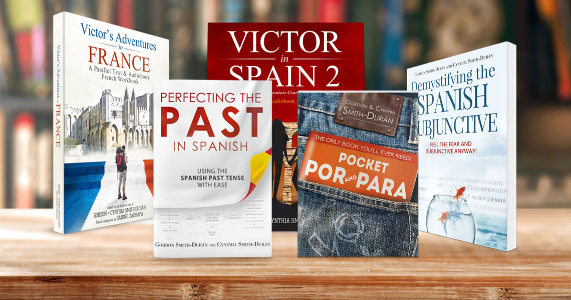 Now Victoru0027s Adventures In France, Demystifying The Spanish Subjuntive And  Pocket Por And Para Have Become Part Of The LightSpeed ...